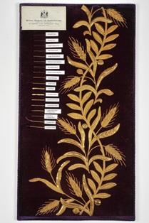goldwork sampler